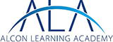 Alcon Learning Academy Logo